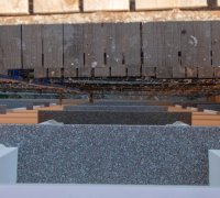 Granite window sill